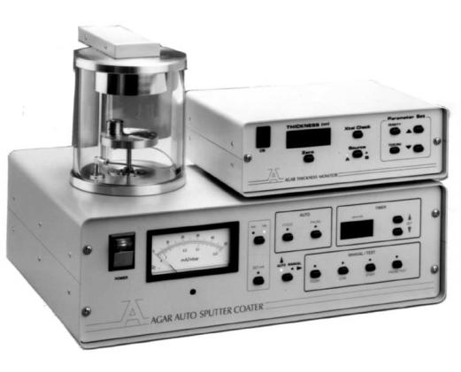 Agar自动离子溅射仪