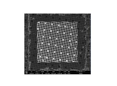 CryoMatrix-Amorphous alloy film